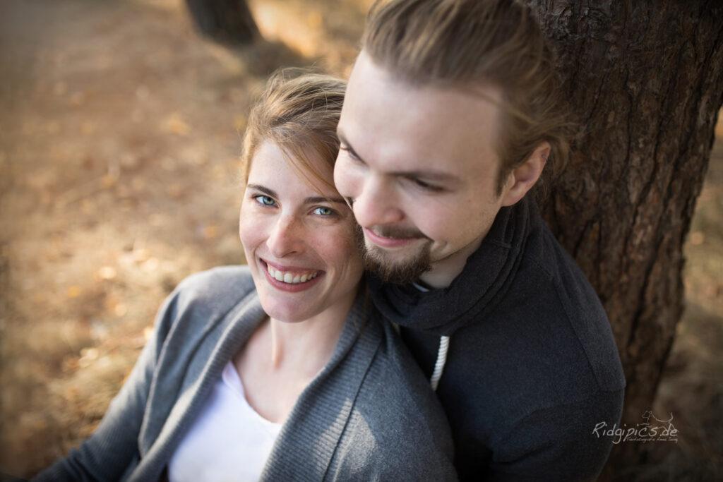 Hundetrainerin Lina und Ehemann